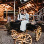 Hochzeit Myriam Niebes Alphütte Saland